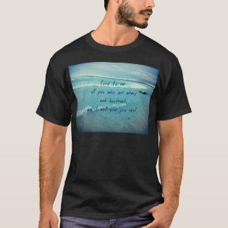 Inspirational God quote Bible verse Come To Me T-Shirt