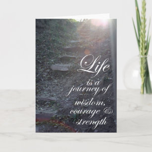 Courage cards greeting cards more zazzle ca inspirational greeting cards bulk discount unique m4hsunfo