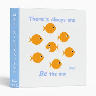 Inspirational Home Schooler Cute All Purpose Vinyl Binder