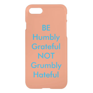 Inspirational iPhone 8/7 Case
