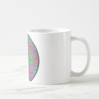 INSPIRATIONAL JIGSAW PUZZLE QUOTE COFFEE MUG
