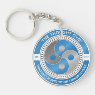Inspirational Key Ring on Health and Vitality