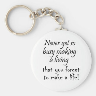 Inspirational keychains unique retail product line
