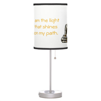 Inspirational Lamp - Be You