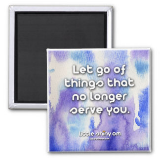 Inspirational Magnet Let Go