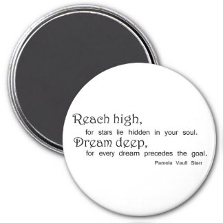 Inspirational magnets unique gift idea retail item
