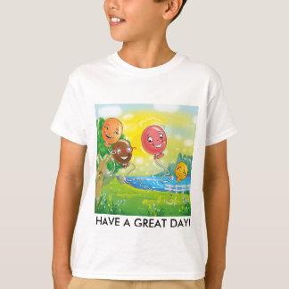 Inspirational Message Boy T-Shirt