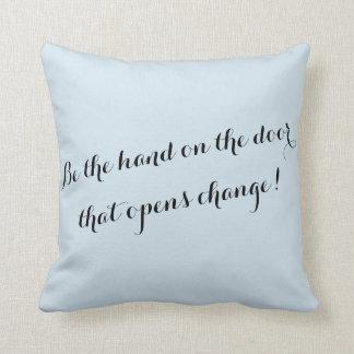 Inspirational Messages Throw Pillow