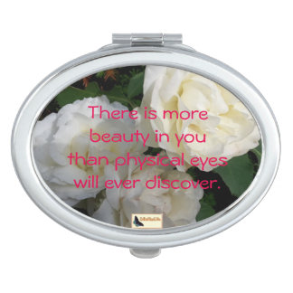 Inspirational Mirror - Be You Mirrors For Makeup