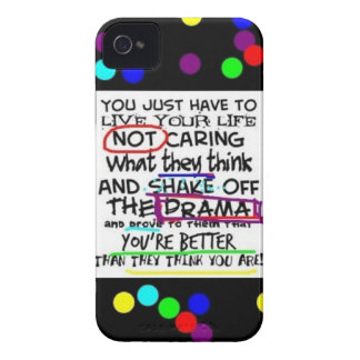 Inspirational/ motivational quote iphone 4 case
