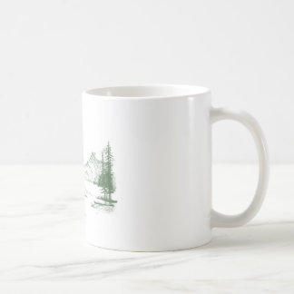Inspirational Mountain Heights Coffee Mug