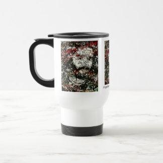 Inspirational 15 Oz Stainless Steel Travel Mug