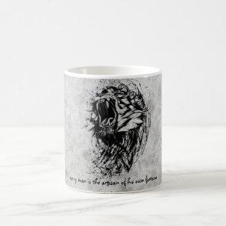 Inspirational Mug, Tiger Mug