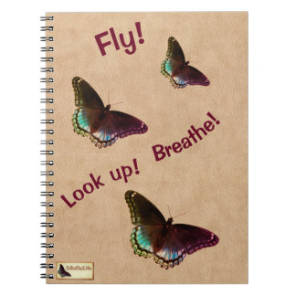 Inspirational Notebook - Rise Up