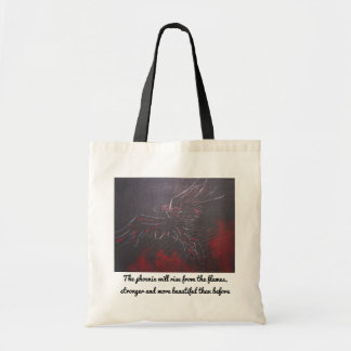 Inspirational  Phoenix Tote Bag