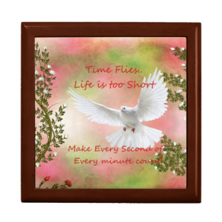 Inspirational Pigeon message Gift Box