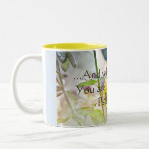 Inspirational Psalms Coffee Mug