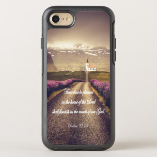 Inspirational Psalms Scripture/Bible Verse OtterBox Symmetry iPhone 8/7 Case