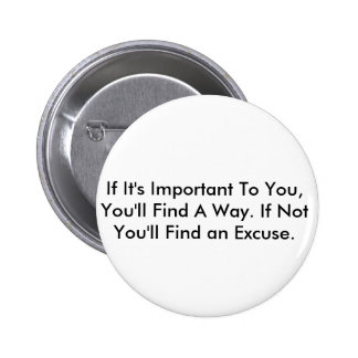 Inspirational Quote 2 Inch Round Button