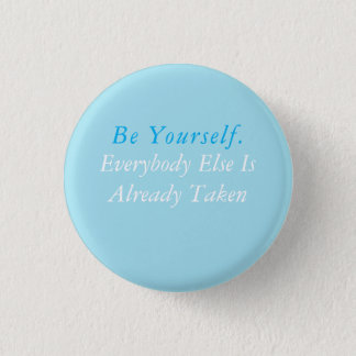 Inspirational Quote Button