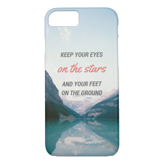 Inspirational quote Case-Mate iPhone case