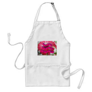 Inspirational Quote Standard Apron