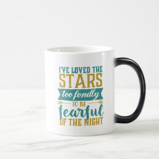 Inspirational Quote Stars Space Geek Astronomy Magic Mug