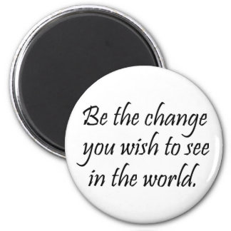 Inspirational quotes magnets encouraging sayings
