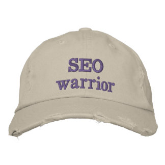 Inspirational SEO warrior Hat Baseball Cap