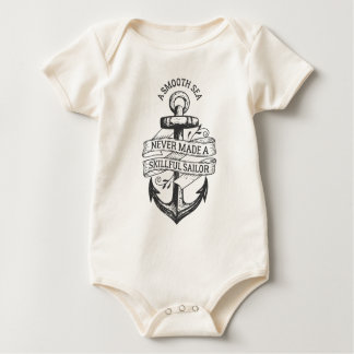 Inspirational Smooth Sea Skillful Sailor Bodysuit