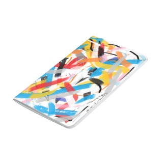 Inspirational Splash of Color Notebook