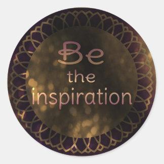 Inspirational Sticker