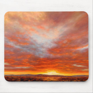 Inspirational Sunrise Mousepad