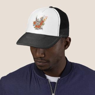 Inspirational True Love Eagle Hat