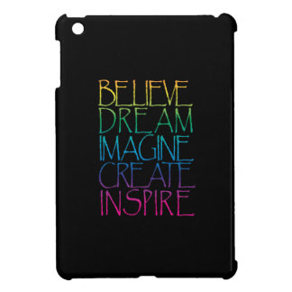 Inspirational Words iPad Mini Cover