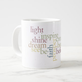 Inspire Faith Large Coffee Mug