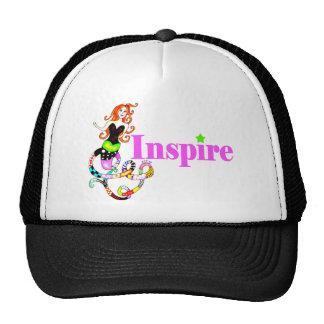 "Inspire ""Girly"" Mermaid Hat"