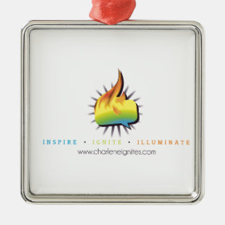 Inspire Ignite Illuminate Ornament
