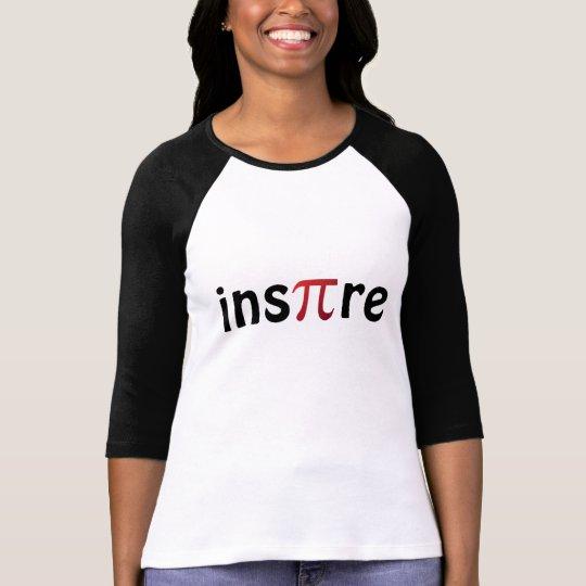 Inspire Math Geek T-shirt