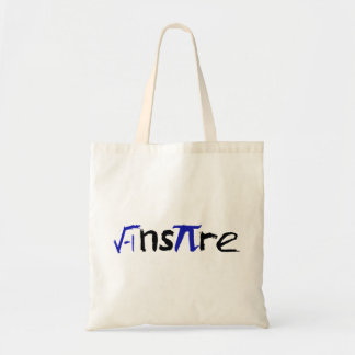 Inspire Math Tote Bag