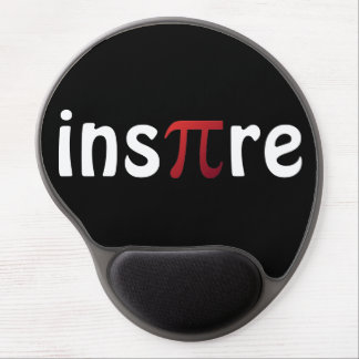 Inspire Pi Day Mathematics Math Geek Gel Mouse Pad