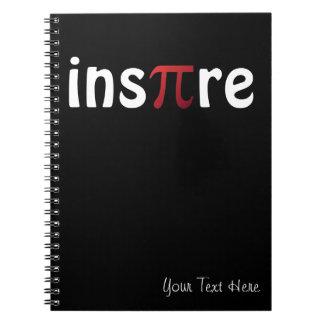 Inspire Pi Day Mathematics Math Geek Notebooks