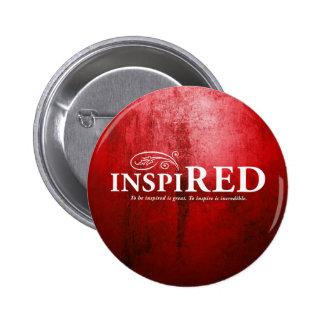Inspired 2 Inch Round Button
