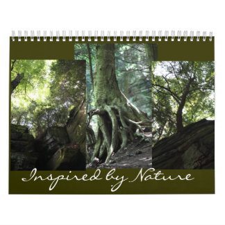 Inspired by Nature Wall Calendars