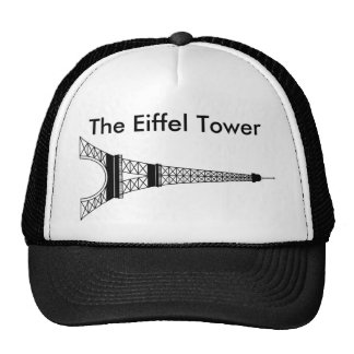 Inspired by the Eiffel Tower Trucker Hat