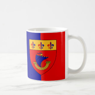 Inspired by the Vessel from the coat of arms Coffee Mug