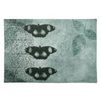 Inspired Elegant Butterflies Place Mat