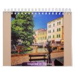 Inspired in Treviso Wall Calendars
