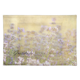 Inspired Lavender Place Mat