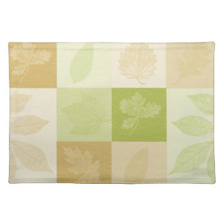 Inspired Leaves Place Mat